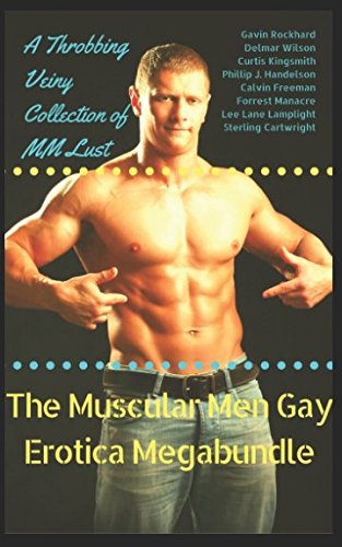 Books : The Muscular Men Gay Erotica Megabundle: A Throbbing Veiny Collection of MM Lust (Muscle-Bound in Sex-Town)