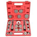 K&N41 Pro Disc Brakes Rewind Wind Back Service Caliper Brake Piston Tool Kit Set Of 18 Pcs