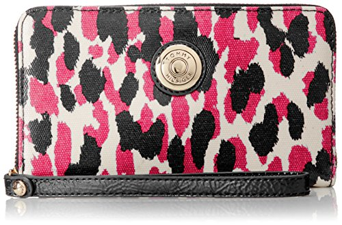 Th Signature Coin Carry All Wristlet