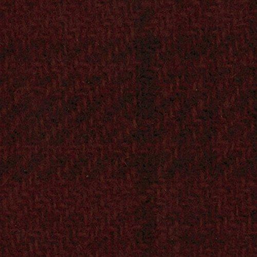 Glen Fabric Plaid (Primitive Gatherings Hand Dyed Wool St Nick Glens Plaid 15 inch x 25 inch Cut Piece Moda PRI 5075)