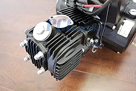 Amazon com: 45L 125CC AUTOMATIC ENGINE MOTOR W/ REVERSE ATV