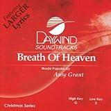 Breath Of Heaven [Accompaniment/Performance Track]