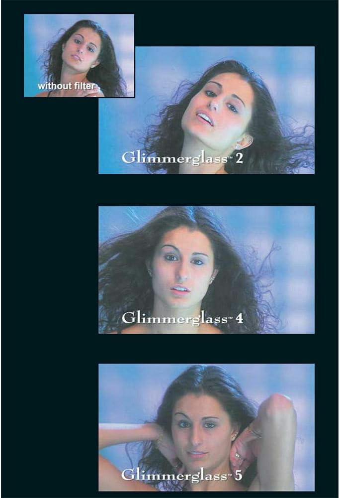 Tiffen 82mm Glimmerglass 1//8 Filter Glimmer Glass 82GG18