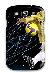 Protective Tpu Case With Fashion Design For Galaxy S3 (leroy Fer)