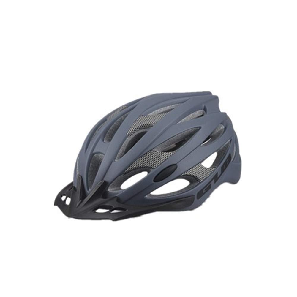 自転車用ヘルメット超軽量 アウトドアサイクリング愛好家に適した自転車ヘルメット自転車ヘルメット自転車安全ヘルメット。 オフロード自転車用保護帽   B07PF2DMPR