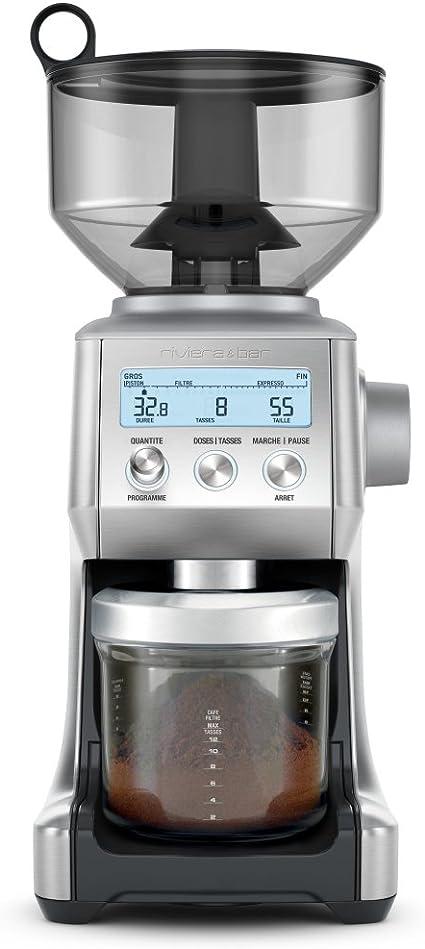 Riviera & Bar - Molinillo de café automático CB832A: Amazon.es: Hogar
