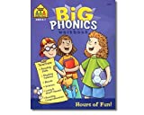 Phonics 2-3 Big Get Ready!, School Zone Publishing Company Staff, 0887431496