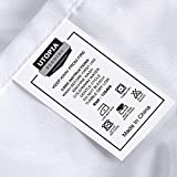 Utopia Bedding Fitted Sheets - Pack of 6 Bottom
