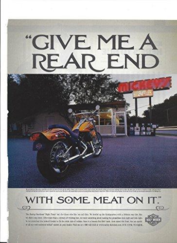 Harley Davidson Night Train For Sale - 2
