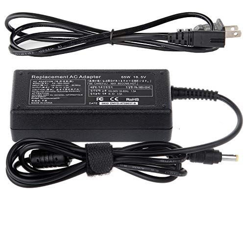 yan for HP Compaq Presario F500 F700 A900 NC6220 NC6000 Laptop AC Adapter Charger -