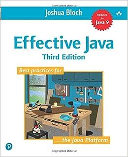 Effective Java por Joshua Bloch epub