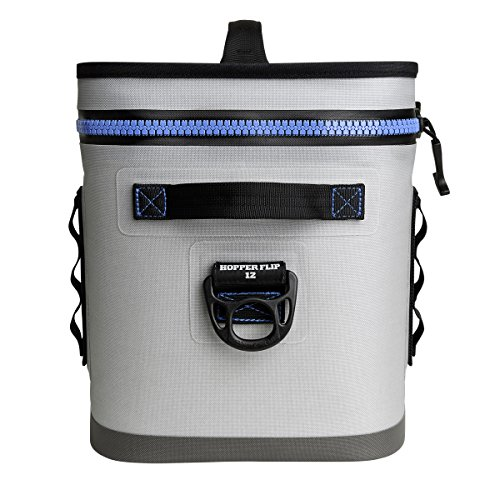 YETI Hopper Flip 12 Portable Cooler with Top Handle, Fog Gray by YETI (Image #4)