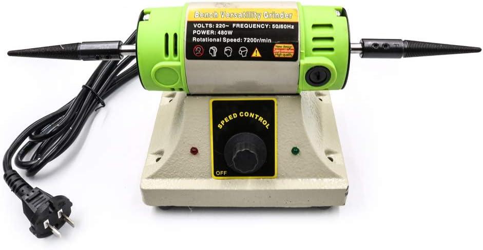 InLoveArts Multi-función de escritorio de la máquina de molienda Amoladora Pulido de la máquina de grabado Equipo de grabado Fabricación de joyas Herramientas amoladora eléctrica