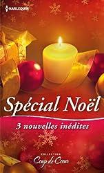 Spécial Noël : 3 nouvelles inédites (Coup de coeur t. 120)