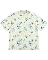 Tommy Bahama Men's Twill Button Up Shirt