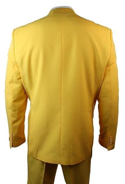Amazon.com: M Prendas de vestir Mens Suit Blazer pantalones ...
