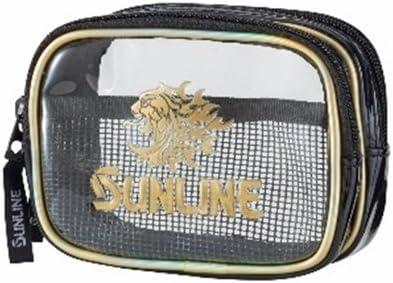 サンライン(SUNLINE) フィッシングポーチ ダブル SFP-0154 ゴールド
