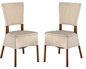 dafnedesign. com - N ° 2 sillas para terraza o jardín - tamaño ...
