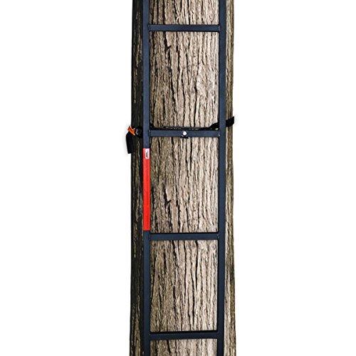 Copper Ridge Outdoors 20' Climbing Ladder - Climbing Ladder for Hunting, Climbing Ladder for Treestand, Climbing Ladder for Adult - Deer Stand Ladder, Tree Ladder