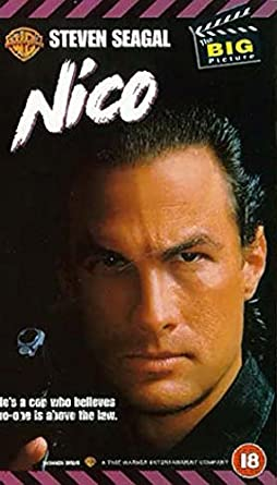 Nico [Alemania] [VHS]: Amazon.es: Seagal, Steven, Grier, Pam ...