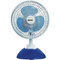Geepas Electric Table Fan, GF9608, Blue, 1 Year Brand Warranty