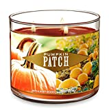 Bath and Body Works Slatkin & Co Pumpkin Patch Scented Candle 14.5 Oz