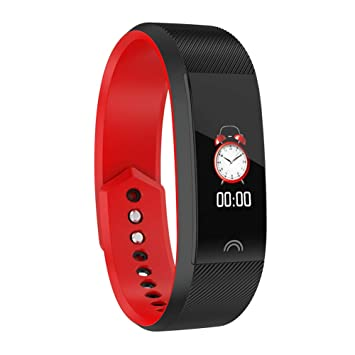 annotebestus F6 Fitness Tracker Smartwatch Android iOS ...