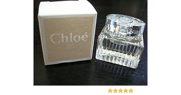 Amazoncom Chloe Fleur De Parfum 017 Oz 5 Ml Eau De Parfum