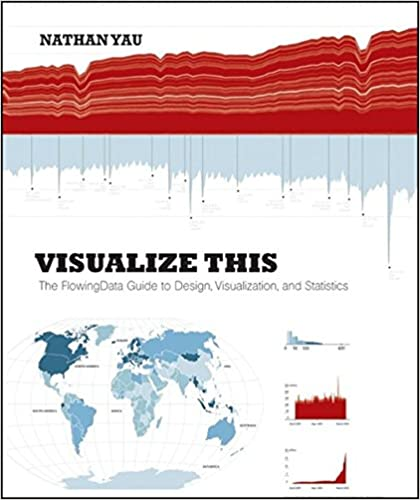 Cover des Buchs: Visualize This: The FlowingData Guide to Design, Visualization, and Statistics