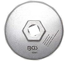 BGS 1041 | Cazoleta para filtros de aceite | 14 caras | Ø 74 mm | para Audi, BMW, Mercedes-Benz, Opel, VW