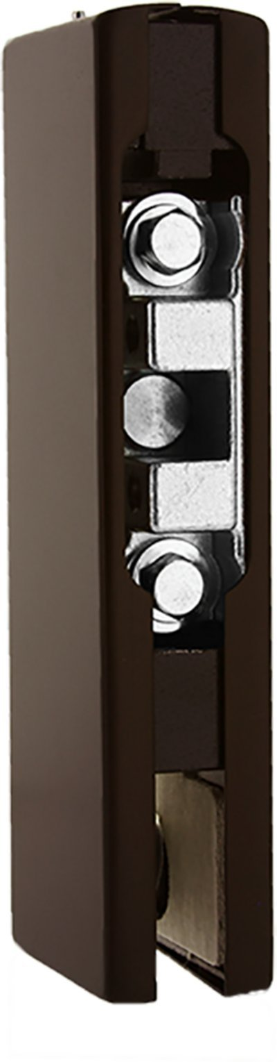 CRL Bronze Adjustable North AmericanTop Door Patch Fitting by C.R. Laurence (Image #2)