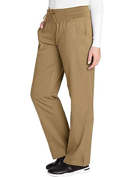 Amazon.com: Pantalones de yoga para mujer, color gris ...