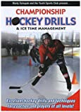 Ice Hockey Coaching:Championship Hockey Drills by Nate & Bo Leslie & players