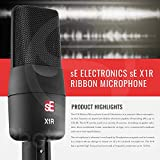 sE Electronics sE X1R Ribbon Microphone with Xpix