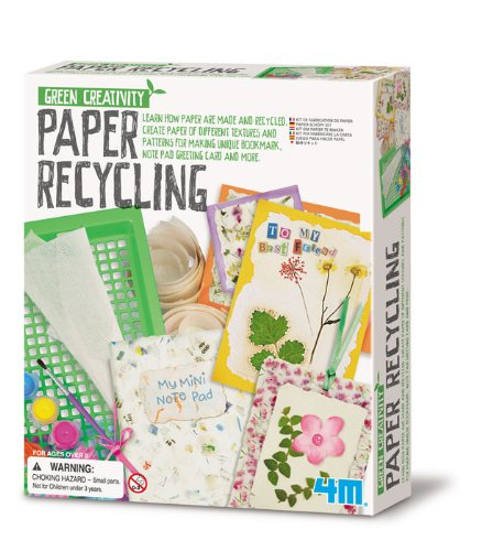 4M 3679 Paper Recycling