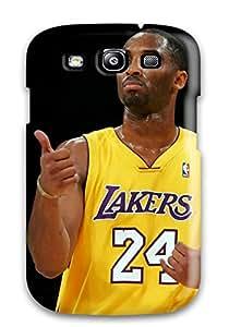 New Premium Flip Case Cover La Lakers - Kobe Bryant Skin Case For Galaxy S3