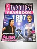 Starburst Yearbook 1997/1998 1997 Alien Resurrection Babylon 5 Voyager Red Dwarf
