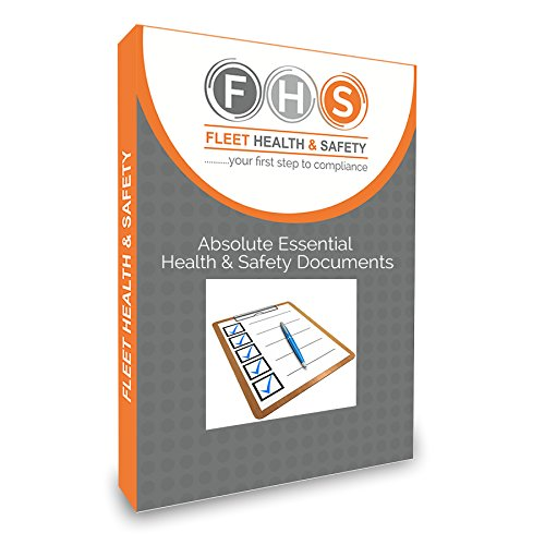 Absolute Essentials Health & Safety Document Pack on USB Flash Drive Databases 4 u