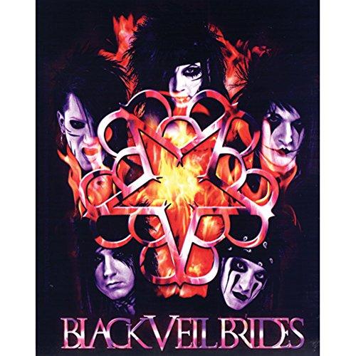 Licenses Products Black Veil Brides Inferno Sticker