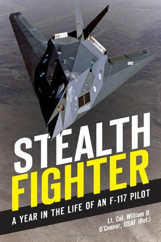 Stealth Fighter: A Year in the Life of an F-117 Pilot (Stealth Fighter Pilot)