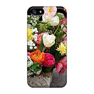 DrunkLove Case For Iphone 5/5s With Nice I Love This Bouquet Appearance by rushername