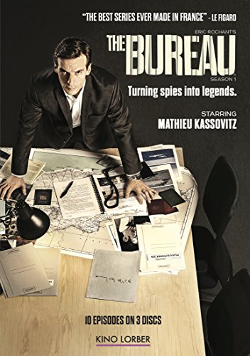 The Bureau: Season 1 by Kino Lorber