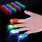 Toys : Novelty Place [Premium Quality] LED Party Finger Lights for Kids (40 Pcs)