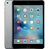 Apple iPad mini 4 (32GB, Wi-Fi + Cellular, Space Gray) (Certified Refurbished)