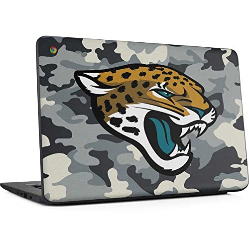 Skinit Jacksonville Jaguars Camo Chromebook 14 G5 Skin - Officially Licensed NFL Laptop Decal - Ultra Thin, Lightweight Vinyl Decal Protection