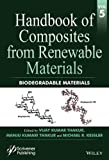 img - for Handbook of Composites from Renewable Materials, Biodegradable Materials (Volume 5) book / textbook / text book