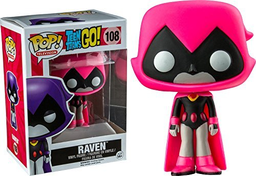 Funko Pop! Television Teen Titans Go! Pink Raven (Toys R Us Exclusive)