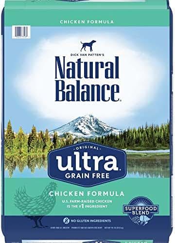 Dog Food: Natural Balance Original Ultra Grain Free