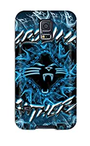 Lovers Gifts carolina panthers NFL Sports & Colleges newest Samsung Galaxy S5 cases