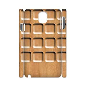 Wood Print Custom 3D Cover Case for Samsung Galaxy Note 3 N9000,diy phone case ygtg-295288